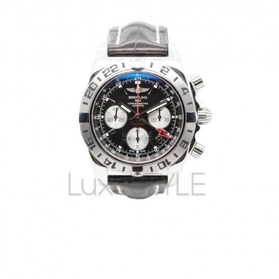 Preloved Breitling Chronomat GMT AB0420
