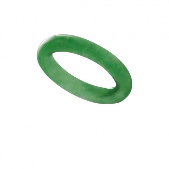 Citigems Jade Pinky Ring