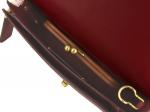 Coach Burgundy Dinky Crossbody Bag (Preloved, Unused)