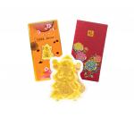 Citigems 999 Pure Gold Citi-Mouse Fortune Golden Treasure