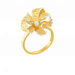 Citigems 916 Floral Ring