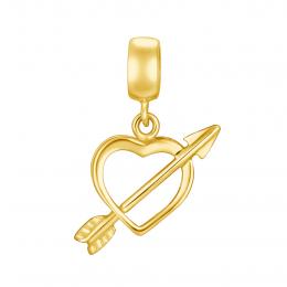 Citigems 916 Cupid Heart Charm