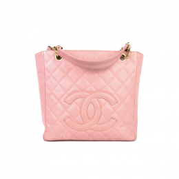 Pre-Loved Chanel Petite Shopping Tote (PST)