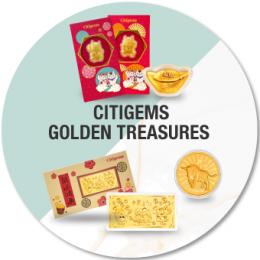 Citigems Golden Treasures