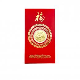 Citigems 999 Gold 0.2g Horse Golden Treasure
