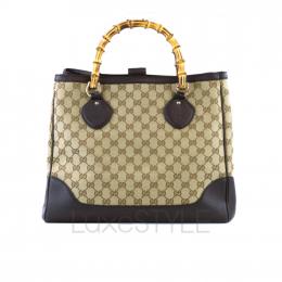 Preloved Gucci  Tote Bag Medium