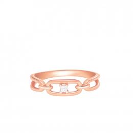Citigems 18K Gold Diamond Ring