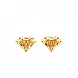 Citigems 916 Gold Jewel Earrings