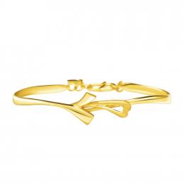Citigems 999 Pure Gold Bangle