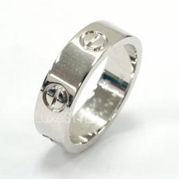 Pre-Loved Cartier Love 18K White Gold Ring