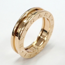 Pre-Loved Bvlgari B.Zero1 1 Band 18K Rose Gold Ring