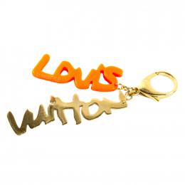 Pre-Loved Louis Vuitton Graffiti Charm