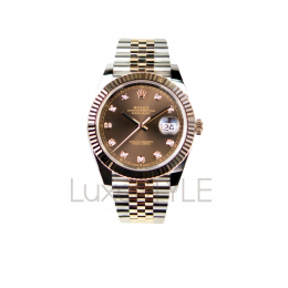 Pre-Loved Rolex DateJust 41 126331