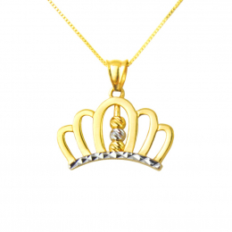 Citigems 916 Crown Pendant