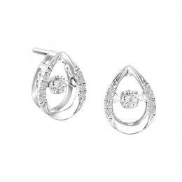 Citigems Tango Diamond Earrings