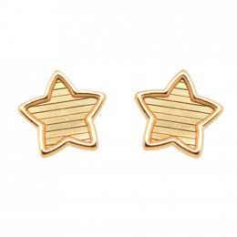 Citigems 916 Lucky Star Earrings