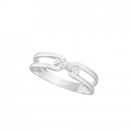 Citigems 14K Gold  Diamond Ring