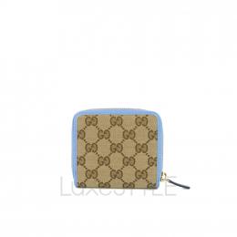 Gucci Zip Around Wallet (Preloved)
